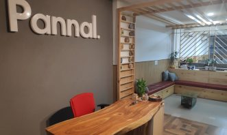 Pannal Coworking Delhi- Front Office