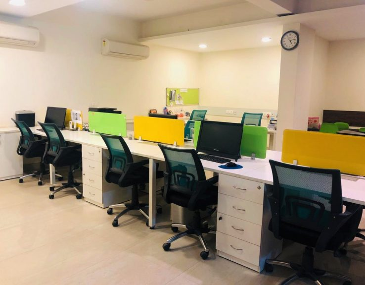 Pannal Co-working Workstations- New Delhi