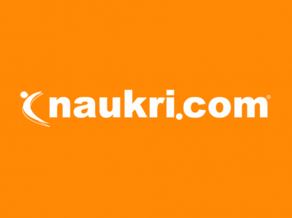 Naukri job listings